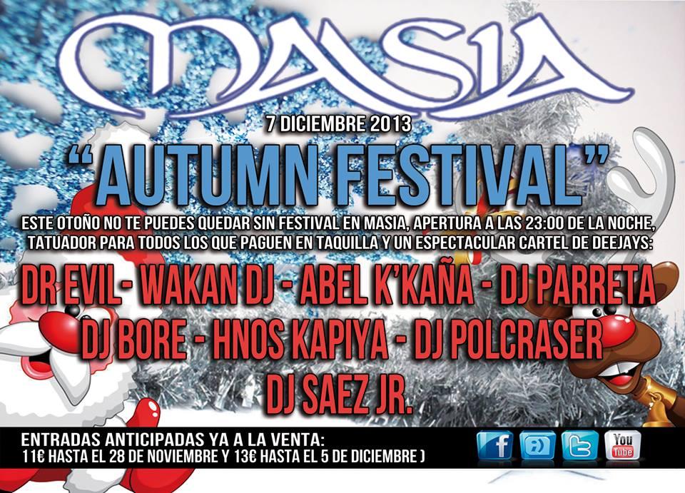 Autumn Festival p