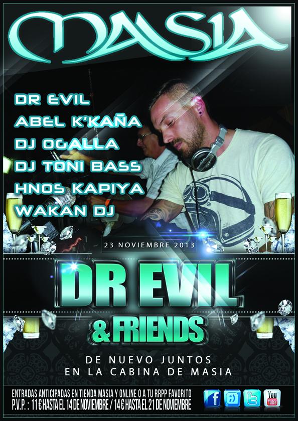 Dr Evil & Friends