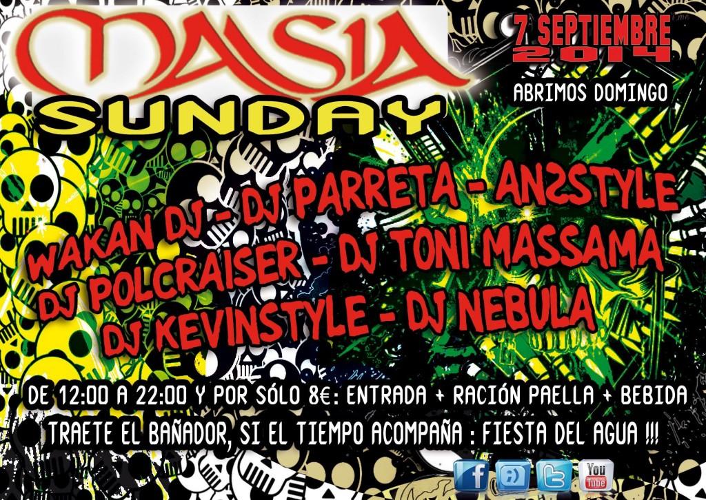 Masia Sunday (RRPP)