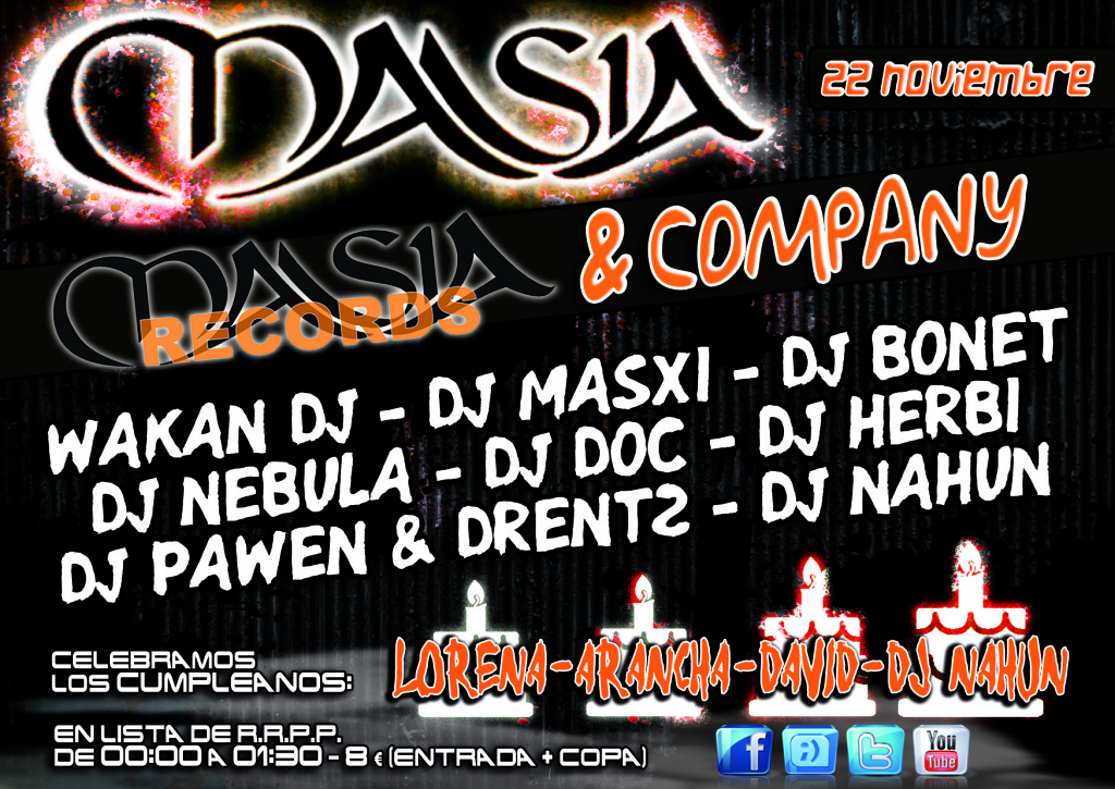 Masia Records & Company